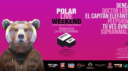 Polar Live Weekend Valencia 2019