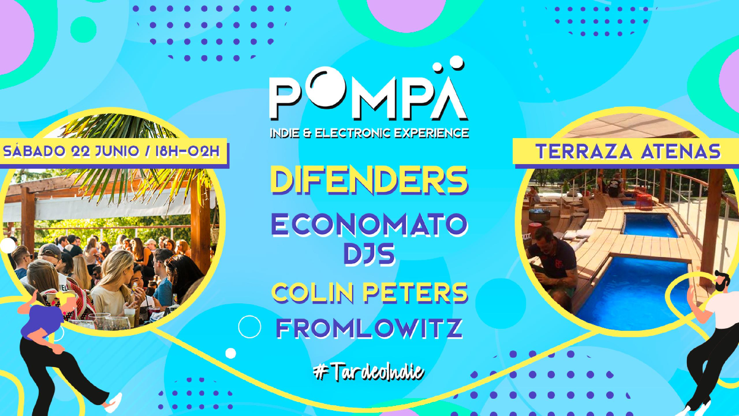 Fromlowitz Concert Tickets For Terraza Atenas Madrid