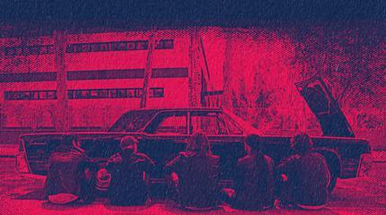 Presentación de disco - Boviván en Costello Madrid