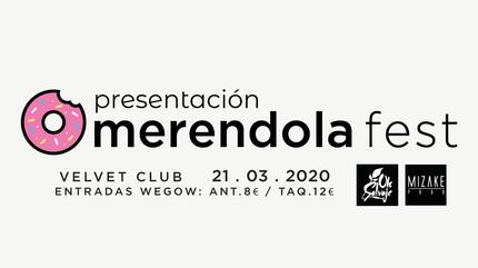 Presentación Merendola Fest