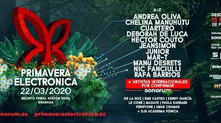 Primavera Electrónica Festival 2021