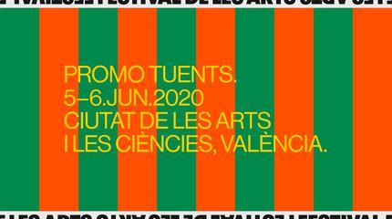Promo Tuents by Tuenti (tokens) - Festival de les Arts 2020