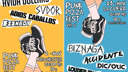 Punk Pizza Fest vol.4.