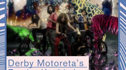 Quentin Gas & Los Zíngaros + Derby Motoreta's Burrito Kachimba en Sound Isidro 19