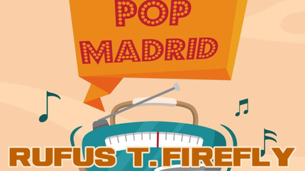 Konzert von Rufus T. Firefly + Axolotes Mexicanos + Mueveloreina in Madrid