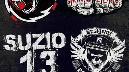 Rat-Zinger, Suzio 13, Sr. Agente y Sekuelas en Guadalajara