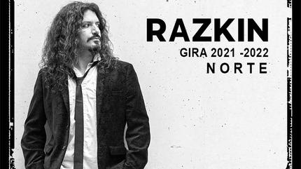 RAZKIN concerto em Bilbau