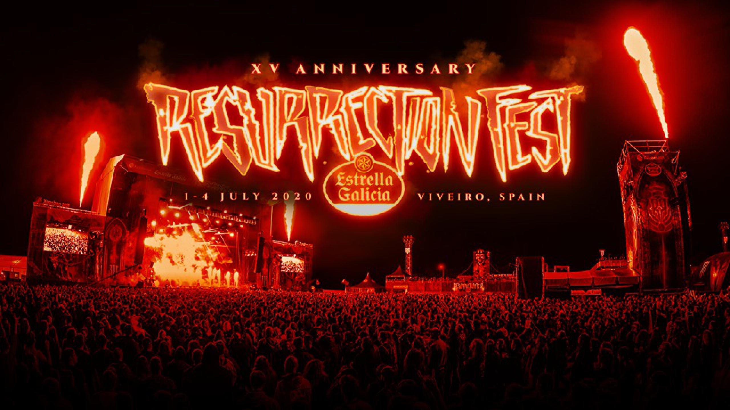 Festival Of Lights Riverside 2020.Resurrection Fest 2020 Tickets Lineup Bands For