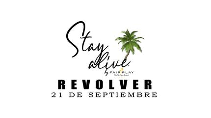 REVOLVER STAY ALIVE® By FAIRPLAY | CÁDIZ