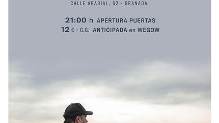Ricardo Lezón (McEnroe) en Granada