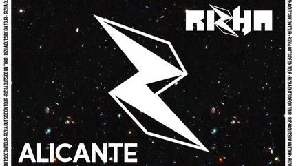 Rizha en Concierto - Alicante