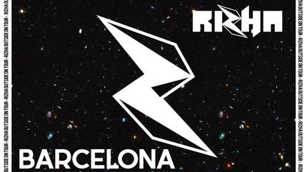 Rizha concert in Barcelona