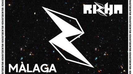 Rizha concert in Malaga