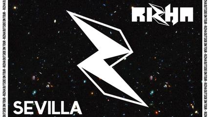 Rizha en Concierto - Sevilla