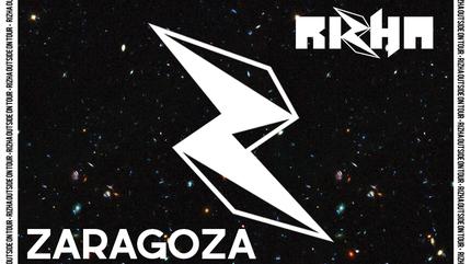 Rizha en Concierto - Zaragoza
