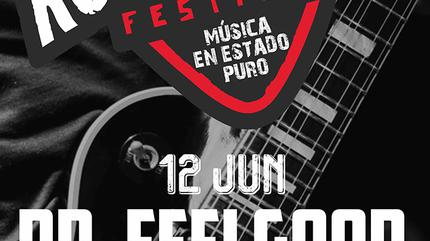 Rock and Blues Festival Don Benito 2020
