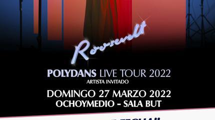 ROOSEVELT en Madrid (Ochoymedio) CAMBIO DE FECHA