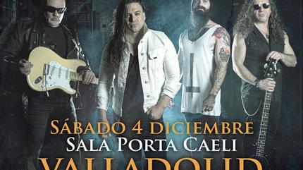 Saratoga concert in Valladolid