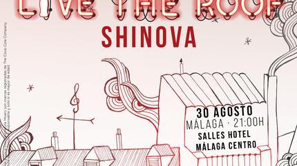 Shinova concert in Malaga