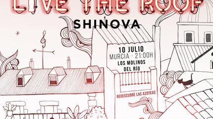 Shinova en LIVE THE ROOF   Murcia