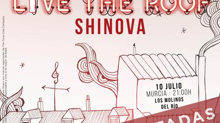 Shinova en LIVE THE ROOF | Murcia