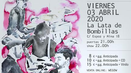 Concierto Siete70 en Zaragoza