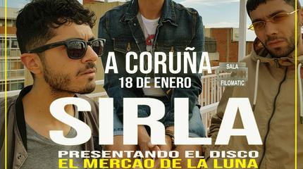 Sirla en Concierto en A Coruña