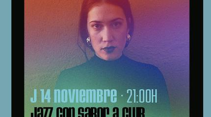 SIROCO presenta: MARÍA YFEU en Momentos Alhambra. Jazz con sabor a club