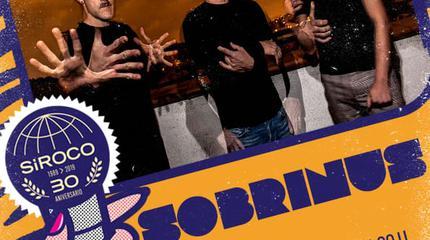 Sobrinus concert in Madrid