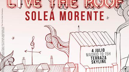 Soleá Morente en Live The Roof | Madrid