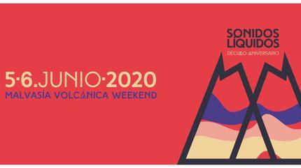 Sonidos Líquidos - Malvasía Volcánica Weekend - 2020