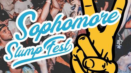 Sophomore Slump Fest 2019