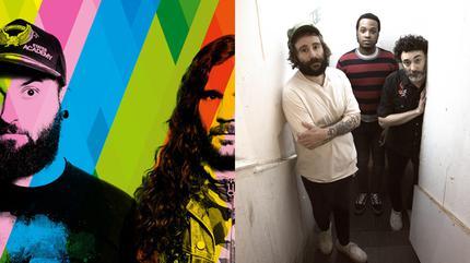Sound Isidro 2020:  CODO + AFILADOR en Madrid