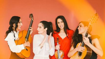 Las Migas concert in Madrid