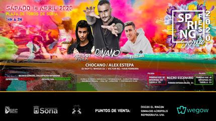 Spring Fest Soria 2020