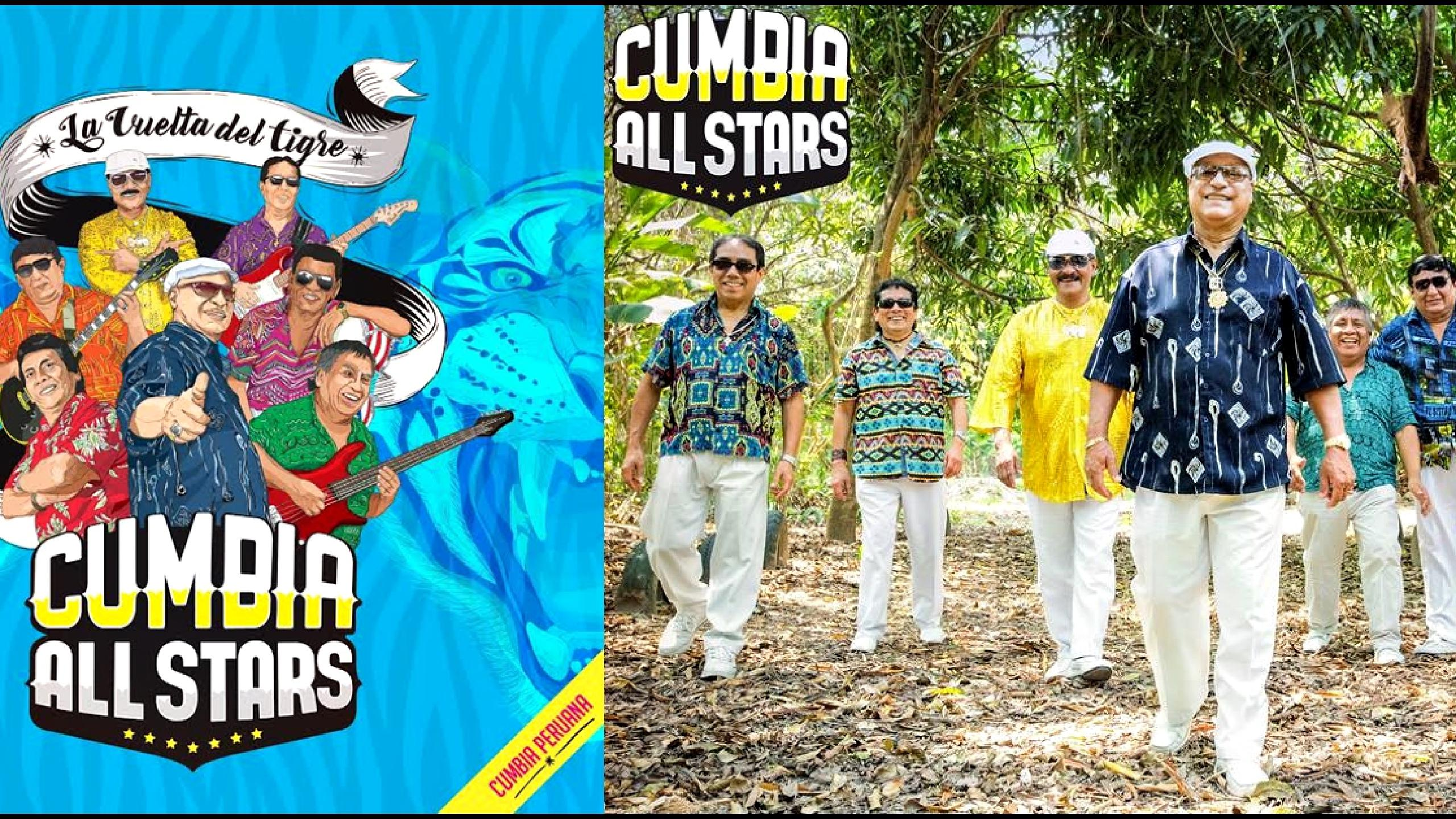 Cumbia All Stars concert tickets for Sala Caracol, Madrid Monday, 8
