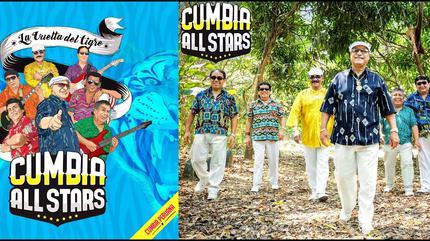 Cumbia All Stars - Madrid