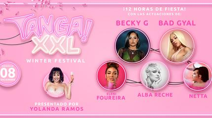 Becky G concert in Madrid