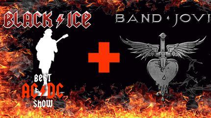 The Best show of  Bon Jovi + AC/DC