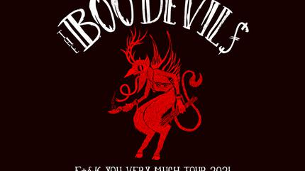 The Boo Devils concert in Valladolid