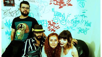 The Clods Band en Barcelona (+ artista invitado)