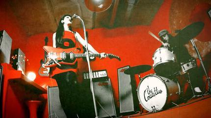 The Courettes en Sala X, Sevilla
