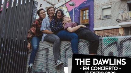 The Dawlins en El Intruso (Madrid)