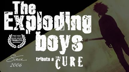 The Exploding Boys. Tributo The Cure. Valladolid.