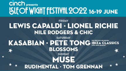 The Isle Of Wight Festival 2022