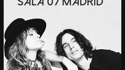 The Last Internationale concerto em Madrid