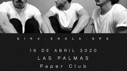 The Levitants en Las Palmas GPS10