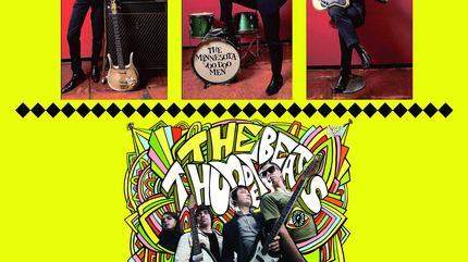 The Minnesota Voodoo Men + The Thunderbeats en Fun House, Madrid