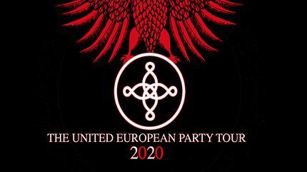 The Mission en Madrid 17 de Marzo