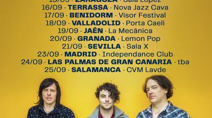 The Posies en Salamanca